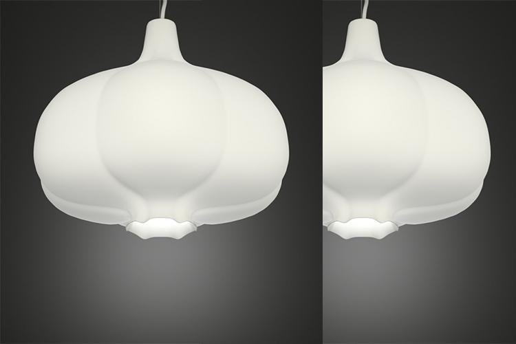 knoflooklamp 2