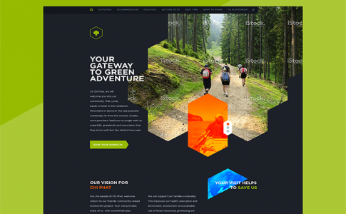 webdesign iStock
