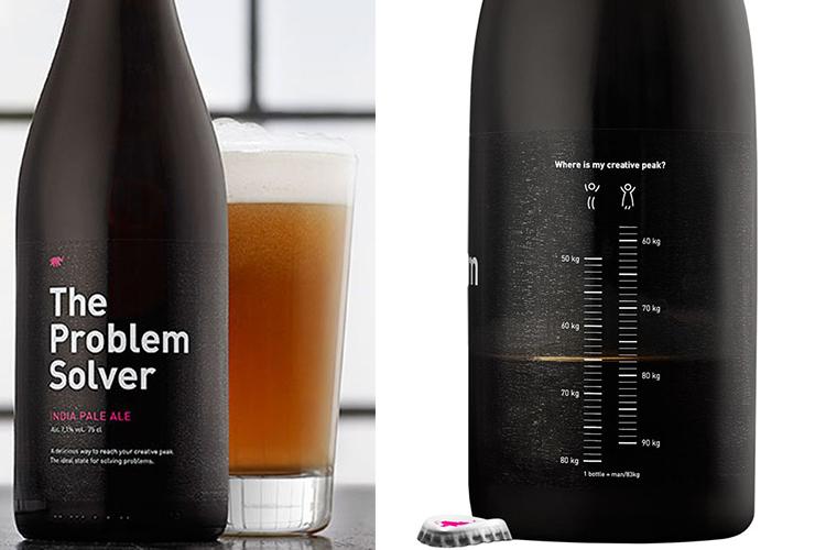 problem solver fles design