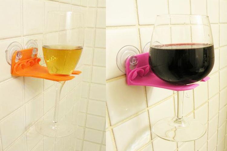 wijnhouder douche