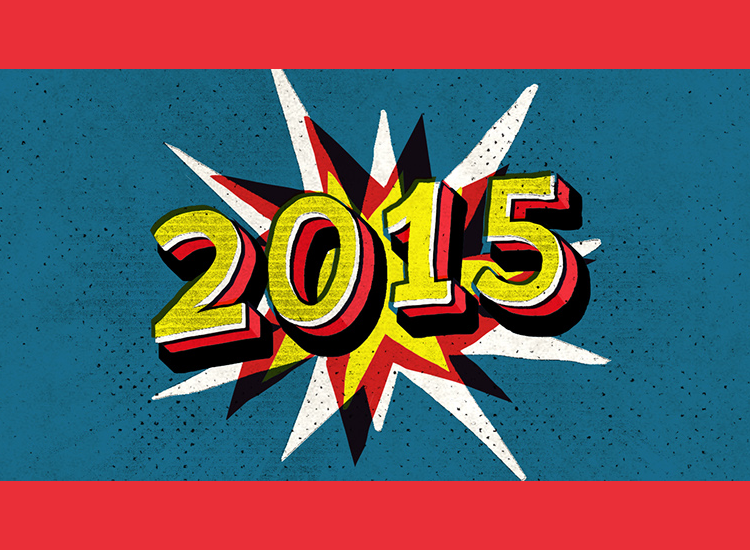 2015 in the pocket!