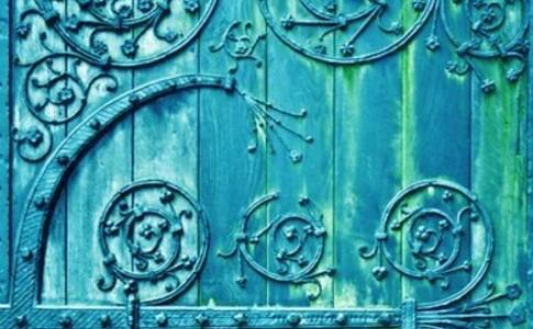 003 Green Gate