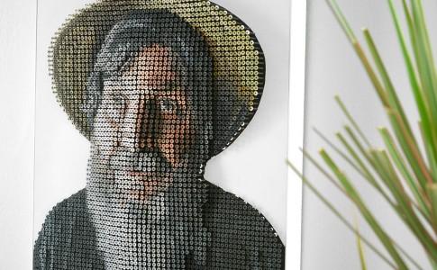 024 3D portrait