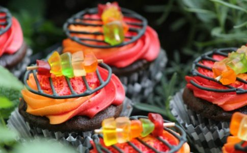 067 grill cupcakes