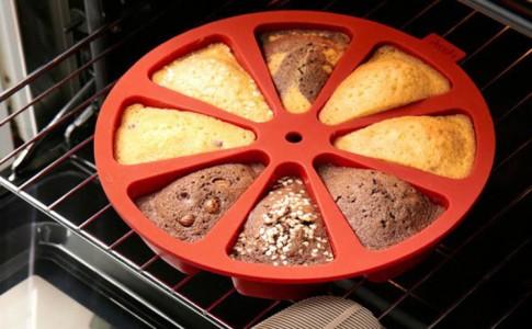 taart in stukjes