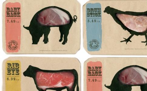 vleesverpakking