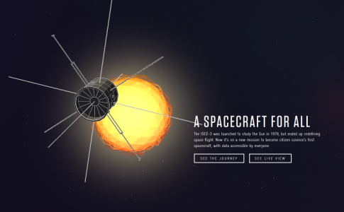 website spacecraft for all