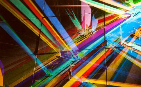 094 licht schilderij