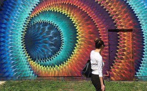 095 kaleidoscoop kunst